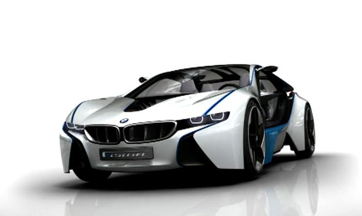 Авто будущего от создателей BMW