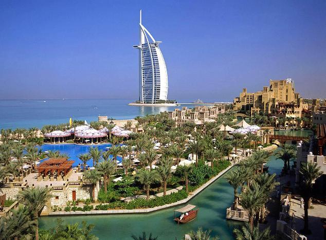 Дубай фото