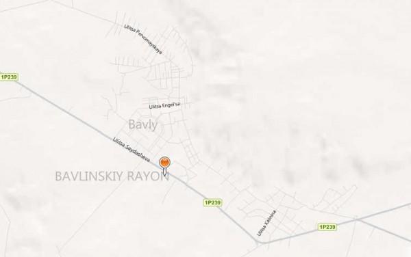 Карта Бавлы