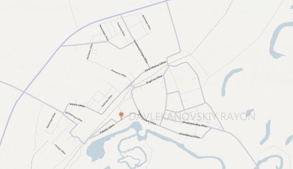 Карта Давлеканово