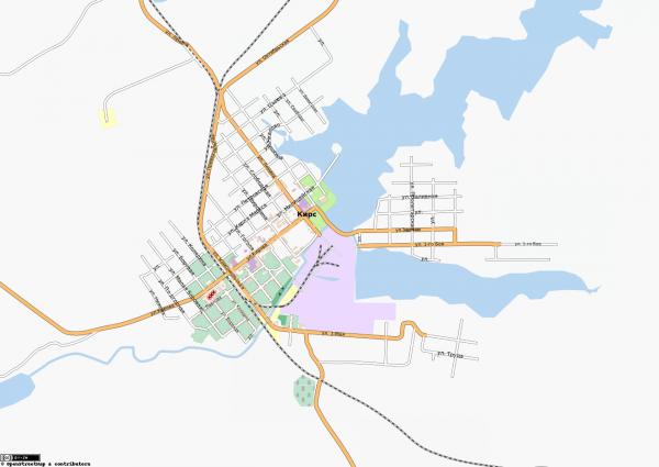 Карта Кирс