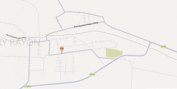 Карта города Похвистнево
