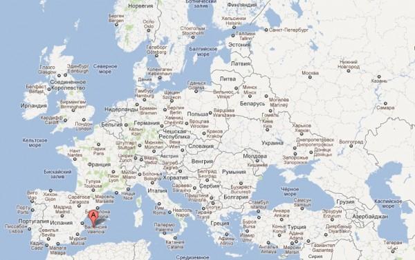 haveall.net - Открытия мира на карте