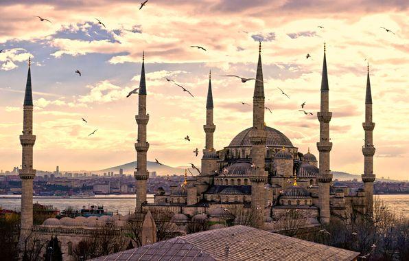 Турция достопримечательности