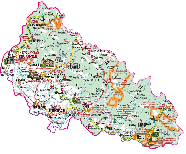 Горы Карпаты на карте: http://haveall.net/gory-karpaty-na-karte/
