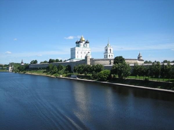 Карта псковской области онлайн
