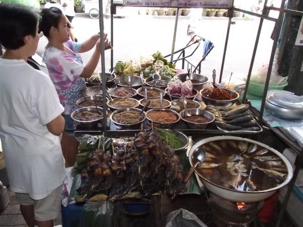 Кухня Бангкока