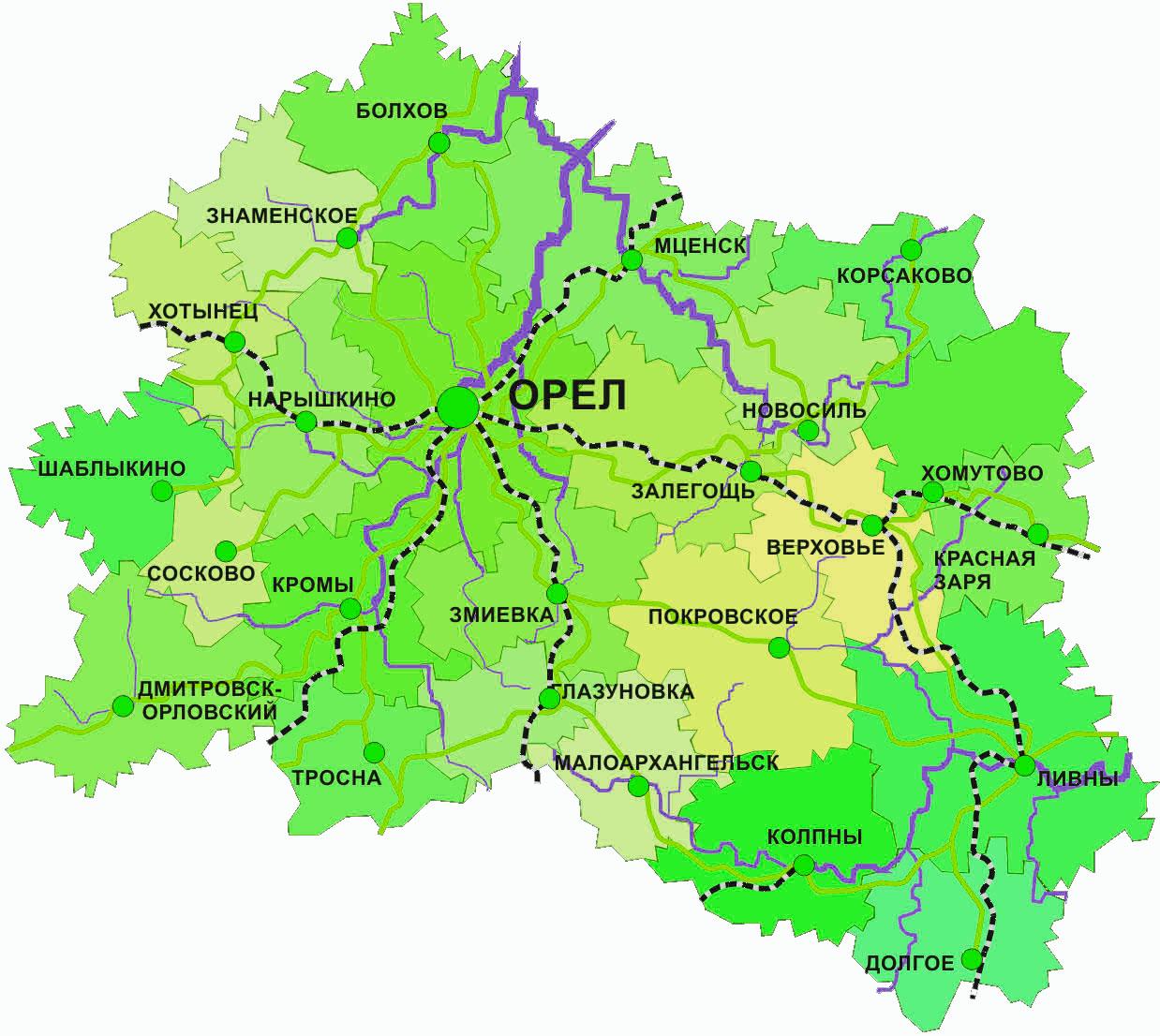 Орловское пруды платные на карте в орловском полесье фото 62-981