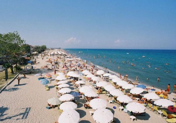 Параллея Катерини - незабываемый греческий курорт