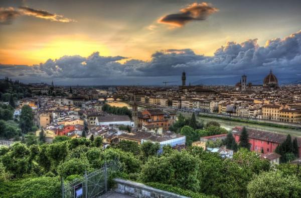 Топ самых интересных мест Флоренции