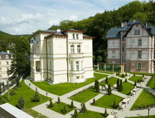 Королевский курорт Богемии - Карловы Вары