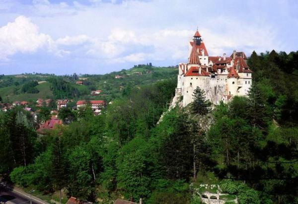 Трансильвания - родина Дракулы