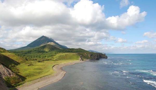 туризм на Курильских островах