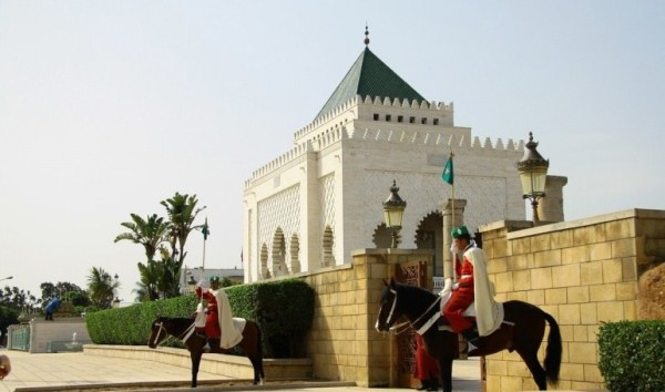 Рабат – столица Королевства Марокко