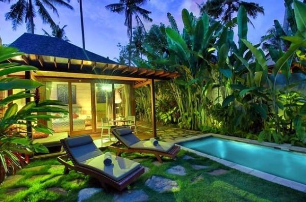 История Бали