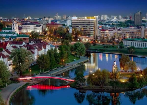 Интересные места Минска