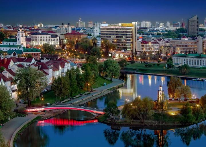 Минск — современный город с многовековой историей