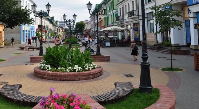 Туристический облик белорусского Бреста