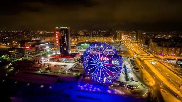 Зимние каникулы в Казани