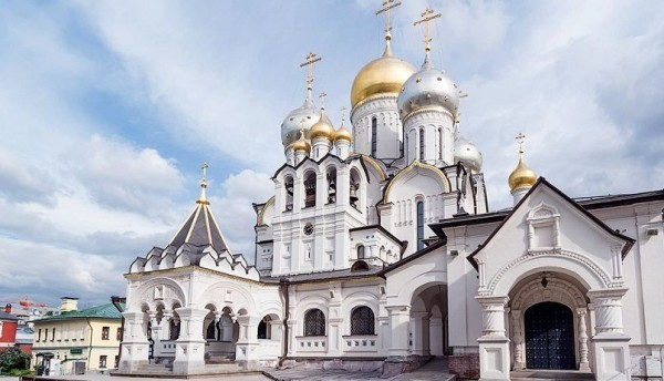 Храм Москва и храмы