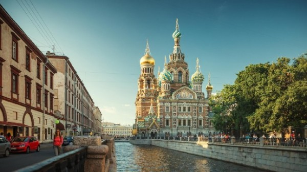 Санкт-Петербург для гурманов