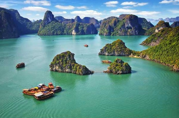 Знакомство с Вьетнамом