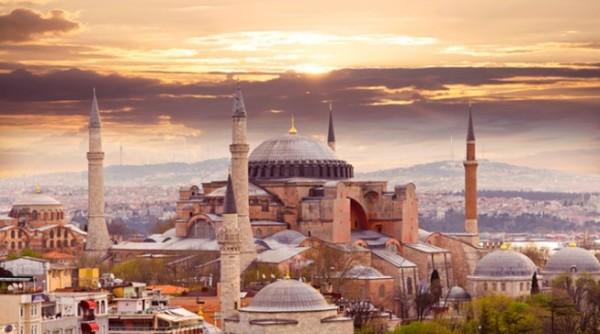 Стамбул — страна двух культур