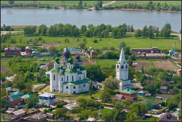 Станица Старочеркасская - рай для туристов