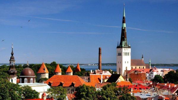 В Эстонию на выходные