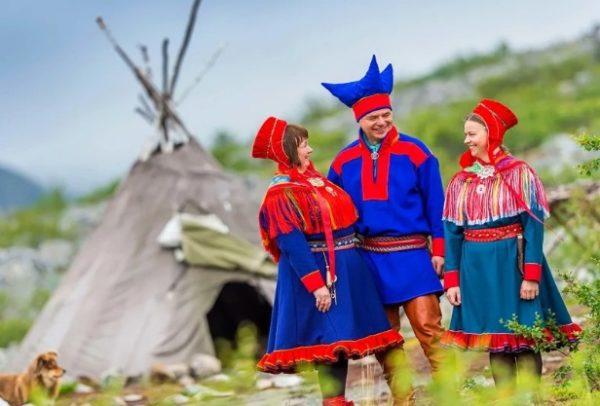 Узнайте о саамской культуре во время посещения Финляндии