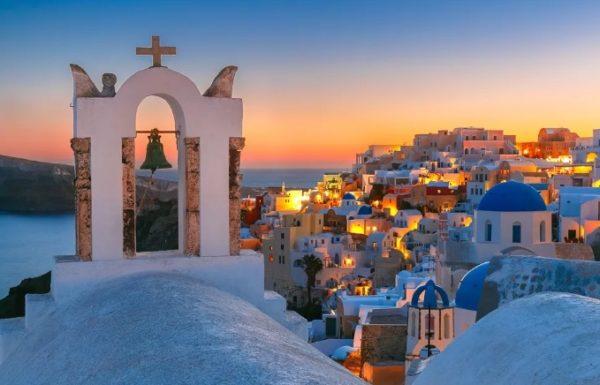 Где находится Греция на карте мира